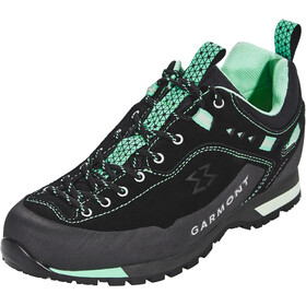 Garmont Dragontail LT Sko Damer, black/light green